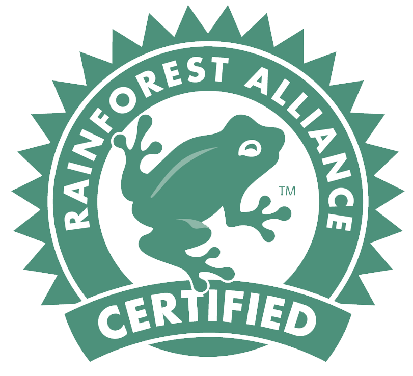 Image result for dole nz rainforest alliance