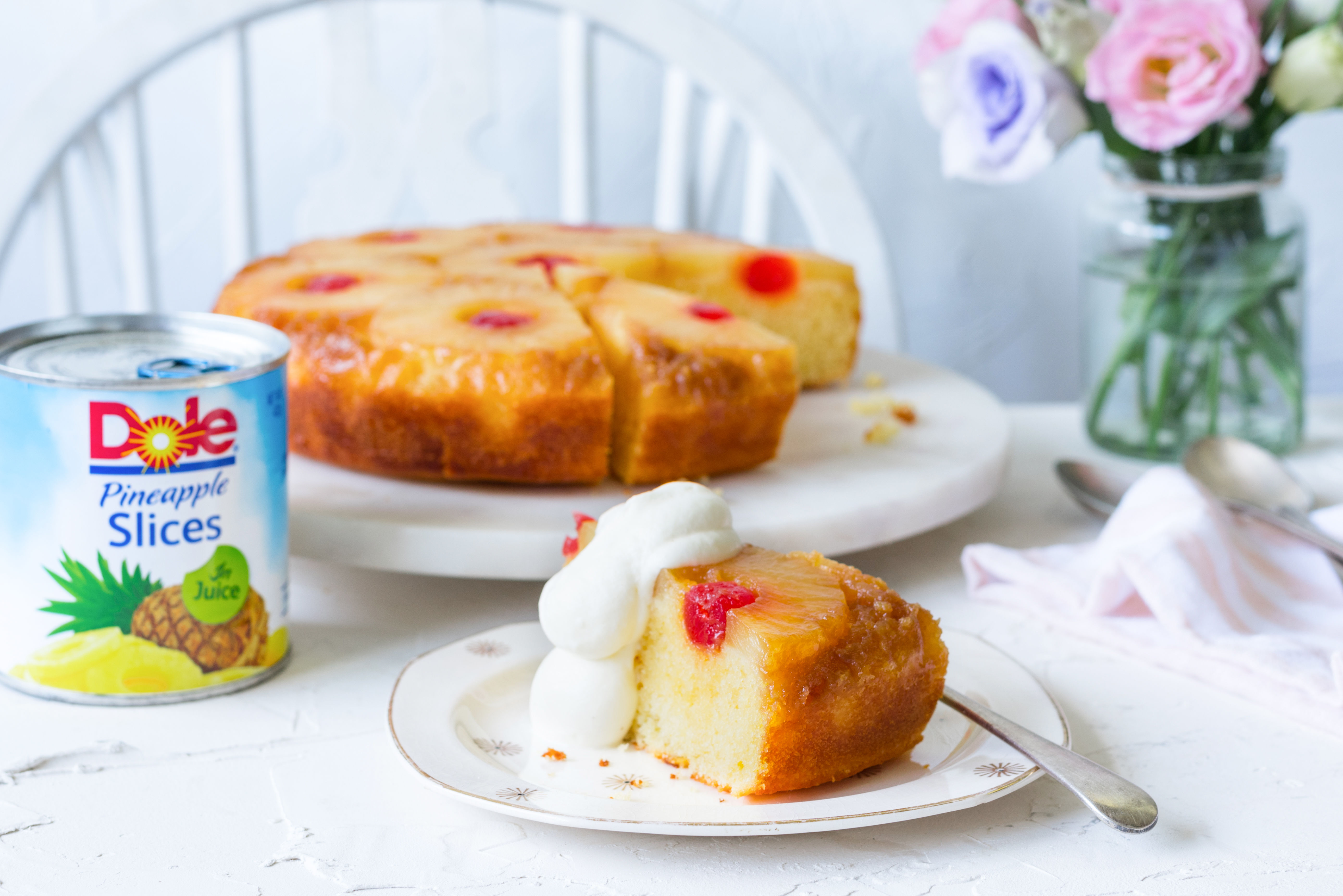 recipe: dole recipes pineapple upside down cake [31]